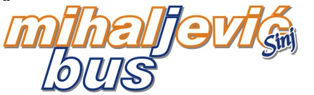 Mihaljević bus logo