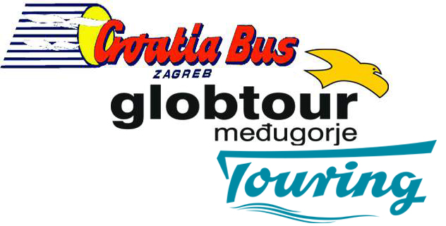 Croatia bus-Globtour-Touring-Jadran ekspres