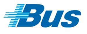 PiùBus logo