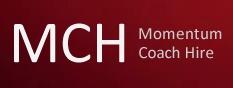 Momentum Coach Hire logo