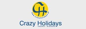 Crazy Holidays logo