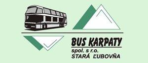 Bus karpaty logo