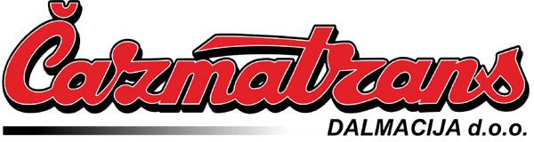 Čazmatrans Dalmacija logo