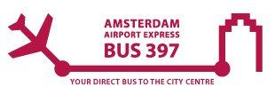 Amsterdam Airport Express logo