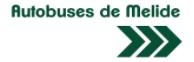 Autobuses de Melide logo