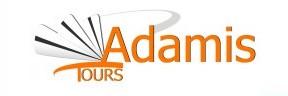 Adamis Tours logo