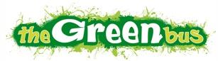 The Green Bus logo