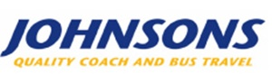 Johnsons Coach and Bus logo