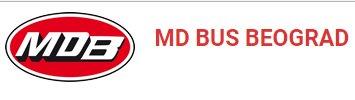 MD bus Beograd logo