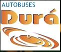 Autobuses Dura logo