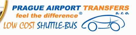 Prague Airport Shuttle logo